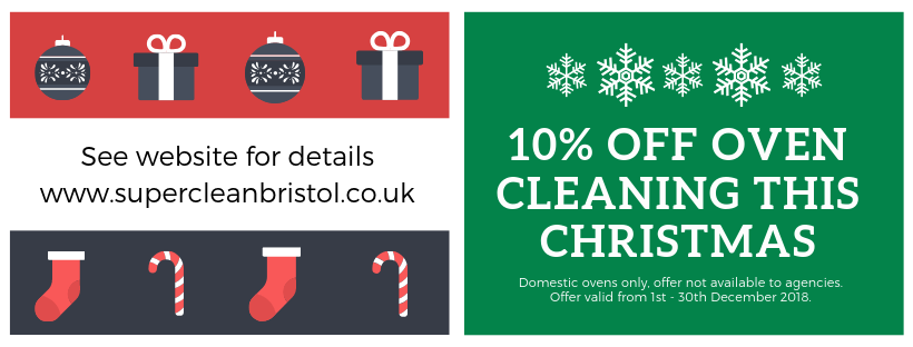 10% off oven cleaning